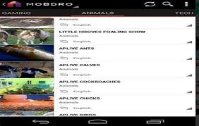 Image result for mobdro apk