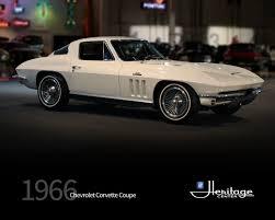 GM Heritage Center Collection   1966 Chevrolet Corvette Coupe
