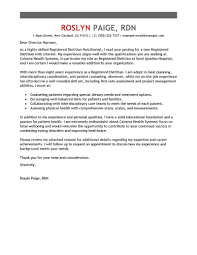 Best Wellness Cover Letter Examples Livecareer