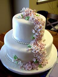 2 Tiered Wedding Cake Cupcakes Mini Cakes Cakecentral