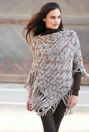 Knit Poncho Pattern Extraordinary Knitted Poncho Patterns With Video Tutorial For Beginners Advanced