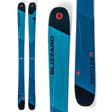 Powder Skis Size Chart Blizzard Rustler 10 Skis 2019