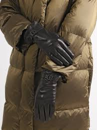 Купить женские <b>перчатки кожаные</b> белые