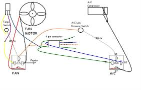 cooling fan wiring diagram manual cooling image auxiliary fan does not turn on a c mj tech c che club on cooling fan wiring