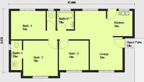 big ranch house plans elegant dazzling free house floor plans 39 plan design ranch unique 0d