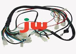 special designed motorcycle wiring harness , aftermarket engine complete wire harness kit at Aftermarket Engine Wiring Harness