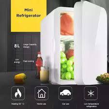 <b>8L mini refrigerator small</b> family dormitory single door refrigerator ...
