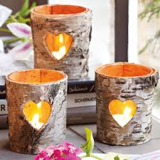 4 Ideas To Decorate With Homemade Candle Holders - Candles Unlimited Inc