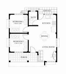 floor plan for small house in the philippines 2 y house design