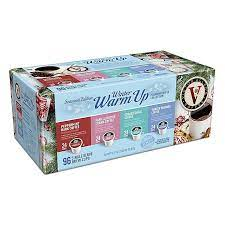 Victor allen's coffee was founded in 1979 in madison, wisconsin. Victor Allen Winter Variety Pack Coffee Pods For Single Serve Coffee Makers 96 Count Bed Bath Beyond