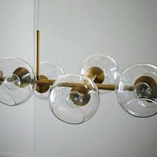 west elm lighting. West Elm Chandelier Elegant Glass In Staggered Light Plans Round Capiz . Lighting T