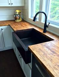 picture of 33 copper farmhouse sink single well farmhouse copper sink