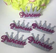 Princess Baby Shower Centerpiece Food Toppers Decor Table Set Princess Theme Baby Shower Centerpieces