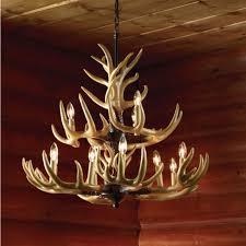 awesome deer antler chandelier twelve light deer antler chandelier lighting