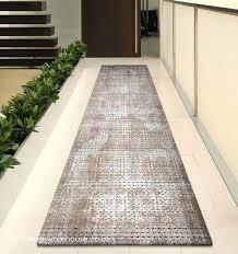 modern runner rugs patch stripes beige runner modern kitchen runner rugs