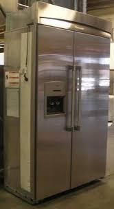 thermador built in refrigerator. #348 thermador 48\u201d built-in refrigerator kbudt4865e $7250 built in .