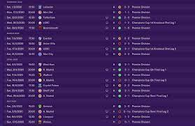 final premier league table predicted by