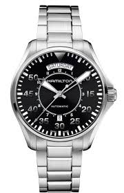 hamilton h64615135 khaki aviation pilot day date auto men s watch hamilton khaki aviation pilot day date auto men s watch h64615135