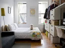 Organizing For Small Bedrooms Brick Wall Decor Organizing A Small Bedroom Closet Small Space