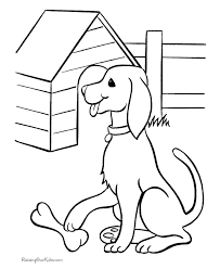 Free Printable Animal Coloring Pictures For Kids - The Art Jinni