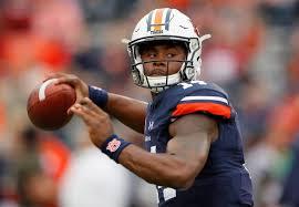 Auburn Quarterback Depth Chart First Look Auburns 2019 Projected Offensive Depth Chart
