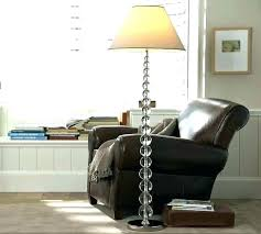 pottery barn floor lamps lamp stacked ball crystal target instructions