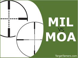 Mil Vs Moa Whats Best For Hunting Beginners Long Range