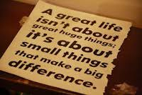 AIM: Little Things Can Make A Big Difference
