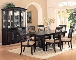 Wood Dining Room Sets Fantastic Black Wood Dining Room Chairs Pi20 Bjxiulancom