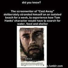 Cast Away on Pinterest | Tom Hanks, Movie and Mario Bros via Relatably.com