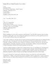 Cover Letter Sample Teacher Substitute Teacher Cover Letters ...