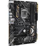 Материнська плата ASUS PRIME B360-PLUS - Intel B360; Socket 1151 для процесорів 8- го покоління Core i7 / i5 / i3 / Pentium / Celeron; Пам'ять 4 х DIMM, макс. 64 ГБ, DDR4 2666/2400/2133 МГц; 1 x PCIe 3.0 / 2.0 x16 (режим x16) ; 1 x PCIe 3.0 / 2.0 x16 (мак