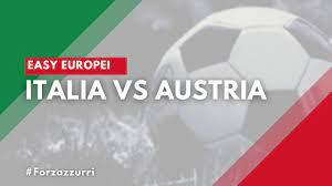 Italia - Austria INSIEME!! - YouTube