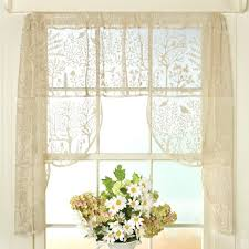white lace valance bunch ideas of folk curtains about valances bed