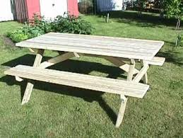 DIY Picnic Table  5 You Can Make In A Weekend  Bob VilaHow To Make Picnic Bench