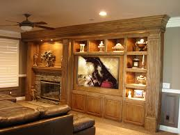 custom entertainment centers with fireplace | Fireplace Entertainment Center   Classic 1