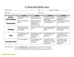 fresh 2nd grade book report template best templates 2 photo character