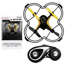 <b>Квадрокоптер 1 TOY</b> Т58982 <b>Gyro Viper</b> — купить в интернет ...