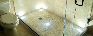 shower lighting waterproof lights lamps bathrooms shower lights waterproof