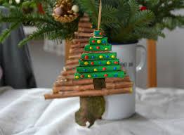 Weihnachtszeit Ist Bastelzeit Christbaumschmuck Basteln