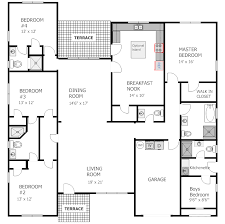 Small Picture Ghana Latania Luxury House Floor Plans