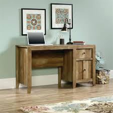 sauder craftsman oak computer desk in coffee table furniture