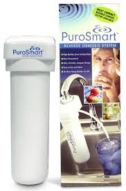 purosmart faucet mount countertop ro systems