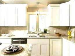 over kitchen sink lighting. Light Above Kitchen Sink Lighting Island Beige Over I