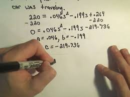 more word problems using quadratic equations example 3