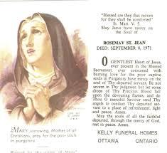 Funeral Prayer Cards Funeral Prayer Cards Ottawa Valley Irish