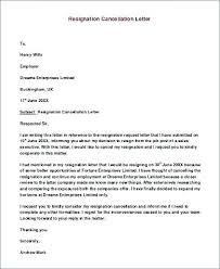 Format Letter Of Resignation Letter Of Resignation Examples Letter Of Resignation Examples Letter
