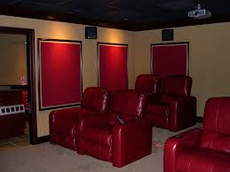 basement theater ideas. Black Ceiling Paint Color Awesome Sky Home Theater Ideas Basement Modern Wall Mount Tv Unit Double Side Grey Sofa Simple Shelf D