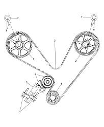 2009 dodge nitro timing system thumbnail 2