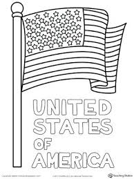 First American Flag Coloring Page Flag Coloring Page Pages Flags